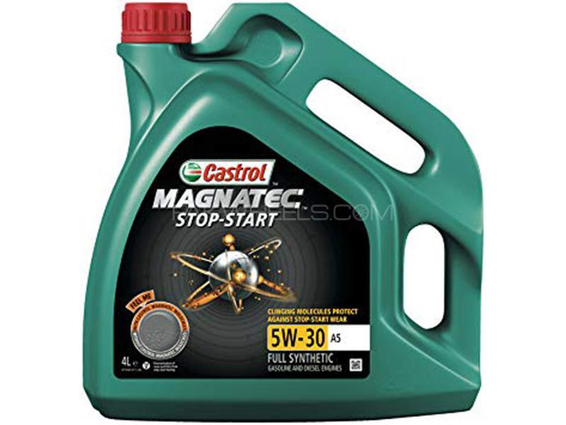Castrol Magnatec 5W-30 - 4 Litre Image-1