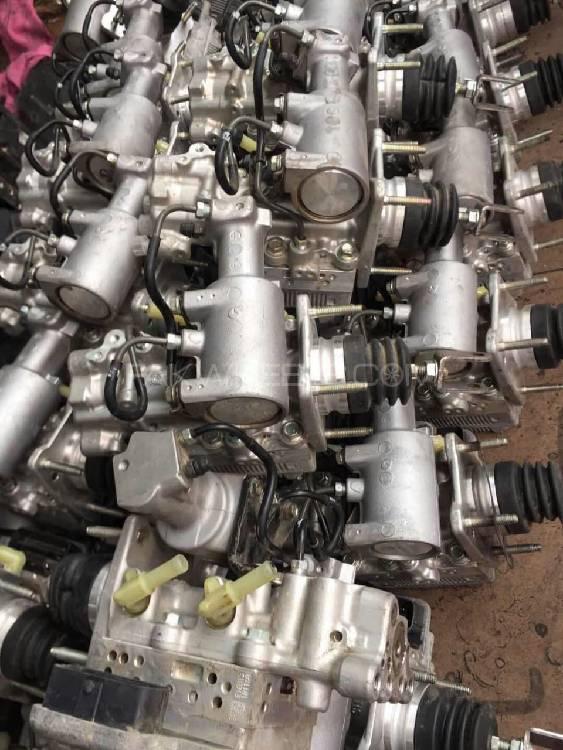 ABS Toyota prius 1.8, 1.5, Aqua, Axio, lexus, Camery Image-1