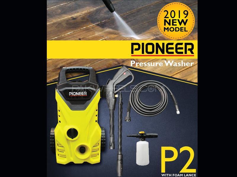 Ke-Pioneer P2 High Pressure Washer 1600w Image-1