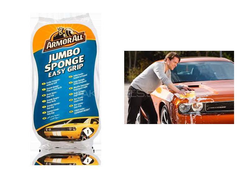 ArmorAll Jumbo Sponge Image-1
