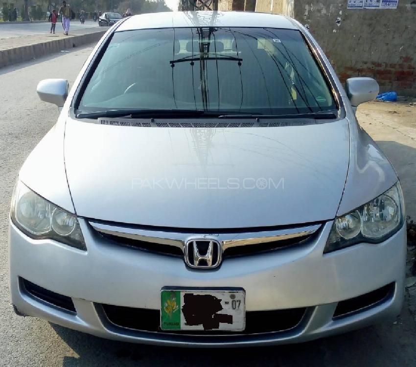 Honda Civic 2007 For Sale >> Honda Civic Vti 1 8 I Vtec 2007 For Sale In Lahore Pakwheels