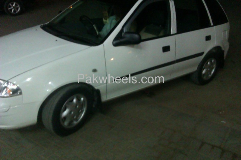 Suzuki Cultus VXRi (CNG) 2011 Image-6