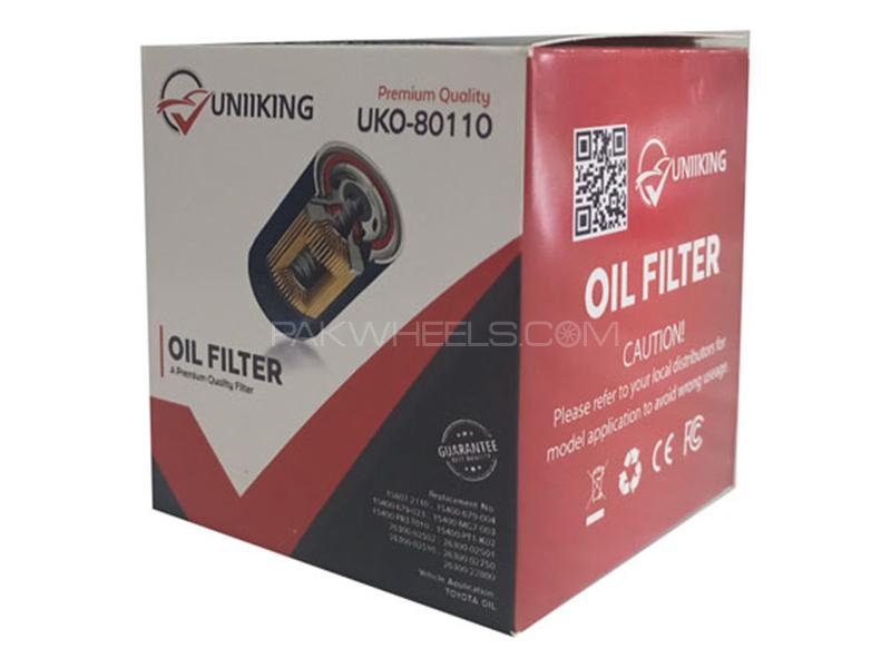 Uniking Oil Filter For Daihatsu Cuore 2000-2012 Image-1
