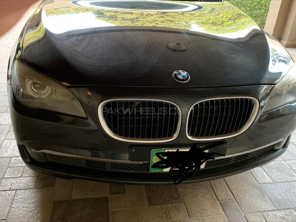 BMW 7 Series 730Ld 2009 Image-1