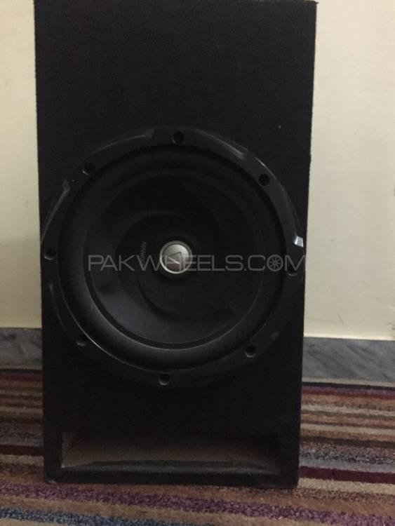 KENWOOD WOOFER FOR SALE in Islamabad Image-1