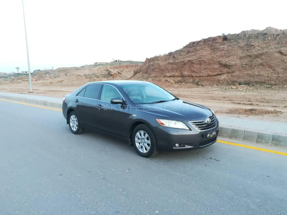 Toyota Camry Up Spec Automatic 2 4 2007