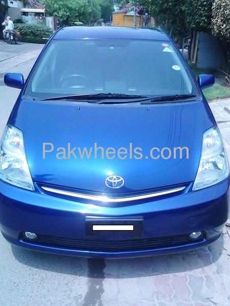 Toyota Prius S 10TH Anniversary Edition 1.5 2008 Image-3