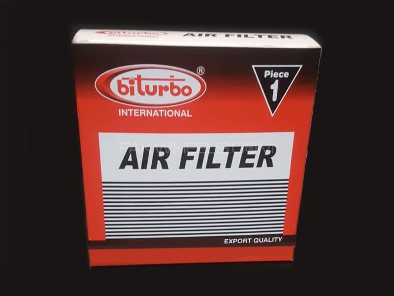 Biturbo Air Filter For Honda Civic 2006-2012 Image-1