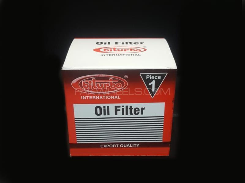 Biturbo Oil Filter For Honda Civic 1999-2000 Image-1