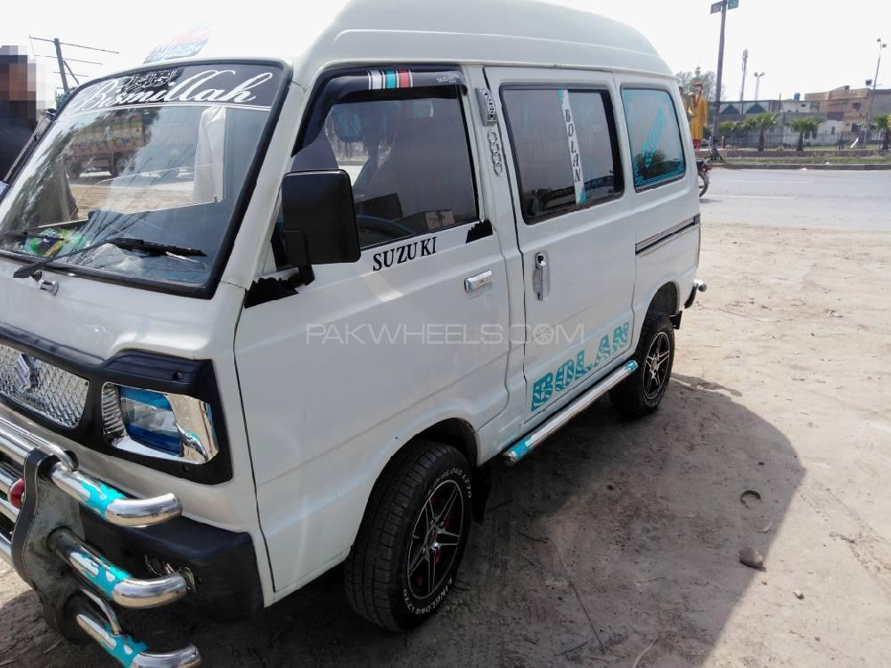 Suzuki Bolan GL 2008 Image-1