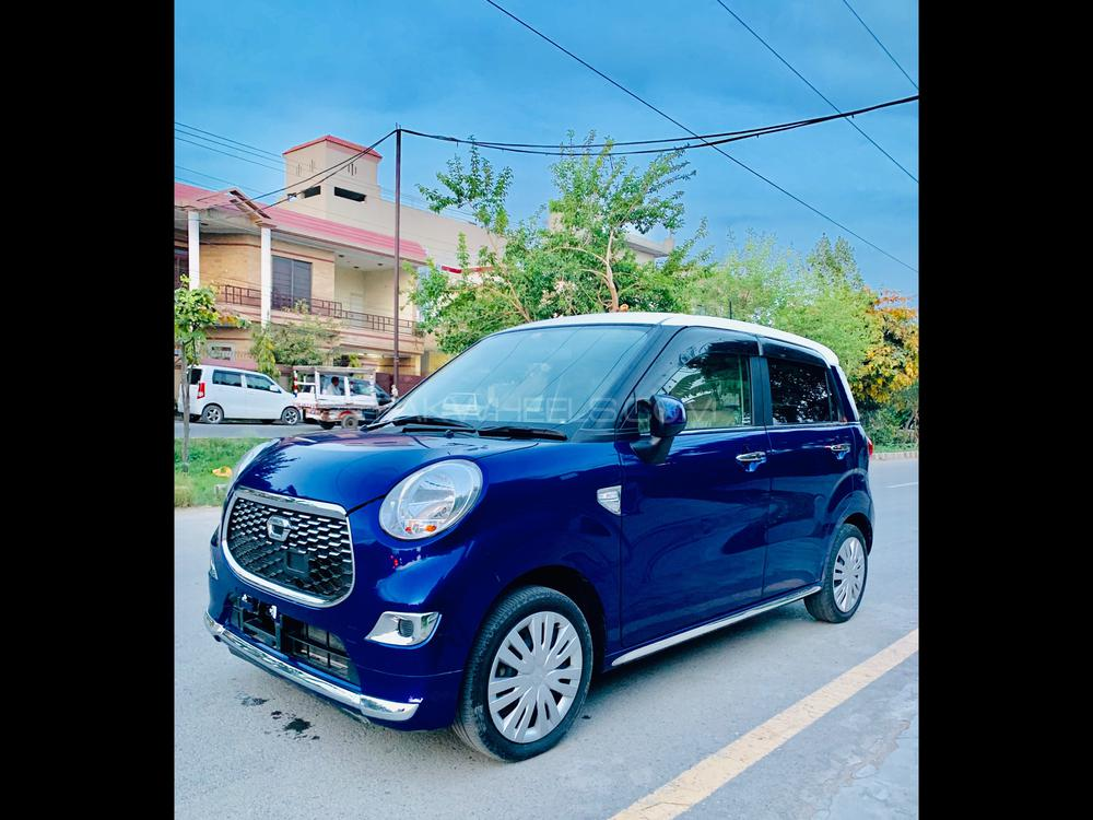 Daihatsu Cast Style G SA III 2016 For Sale In Lahore
