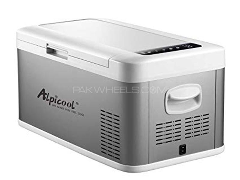 Universal Portable Alpicool Fridge - MK18 in Karachi