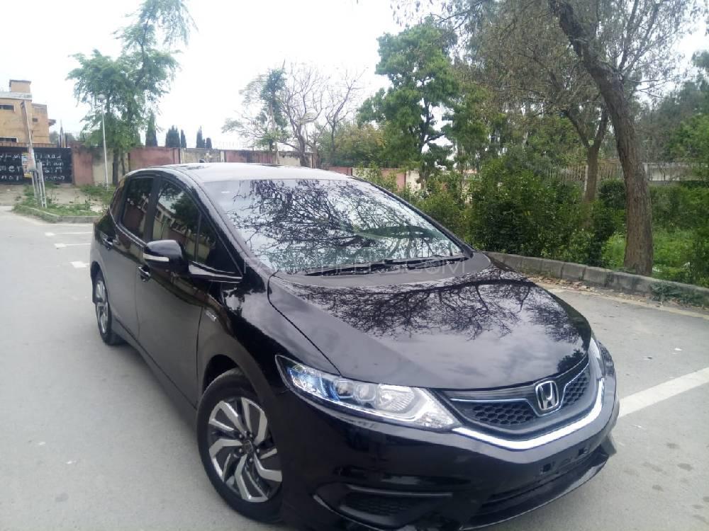 Honda Jade 2016 Image-1