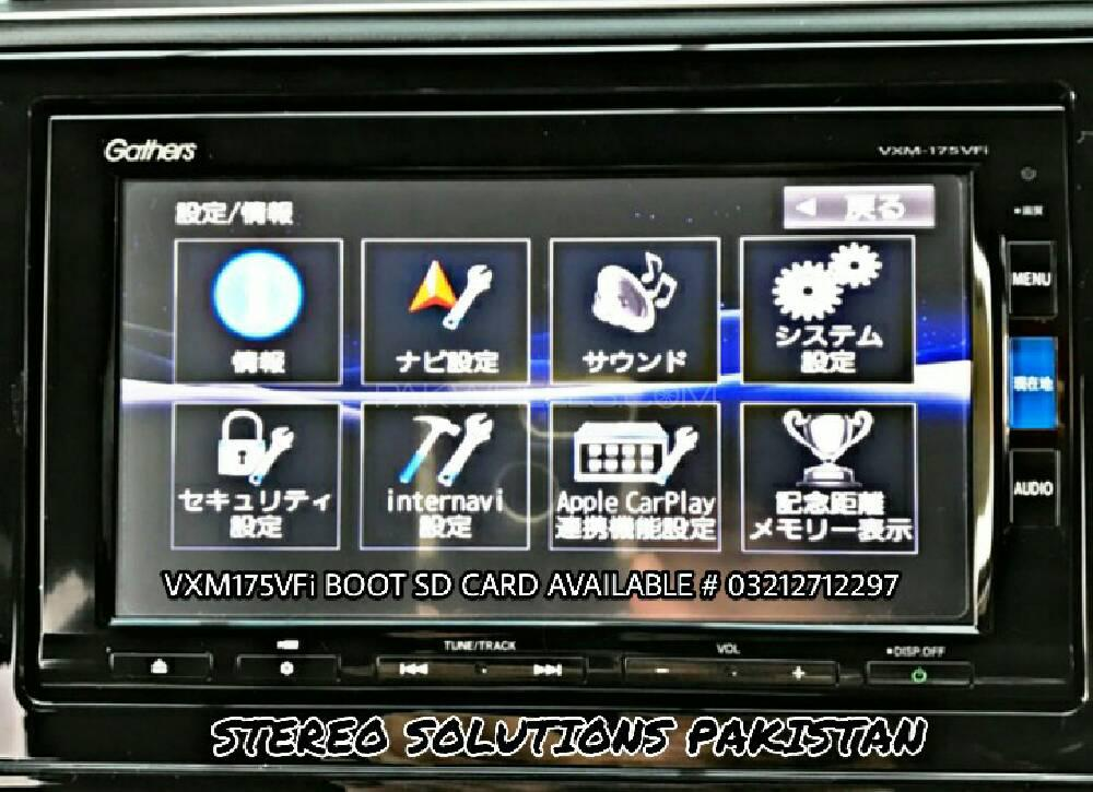 Honda Navigation Sd Card