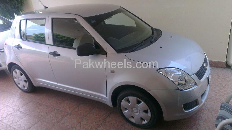 Suzuki Swift DX 1.3 2011 Image-5