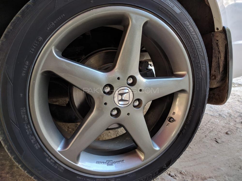 EuroHart Version5 - 17 inch rims & tyres