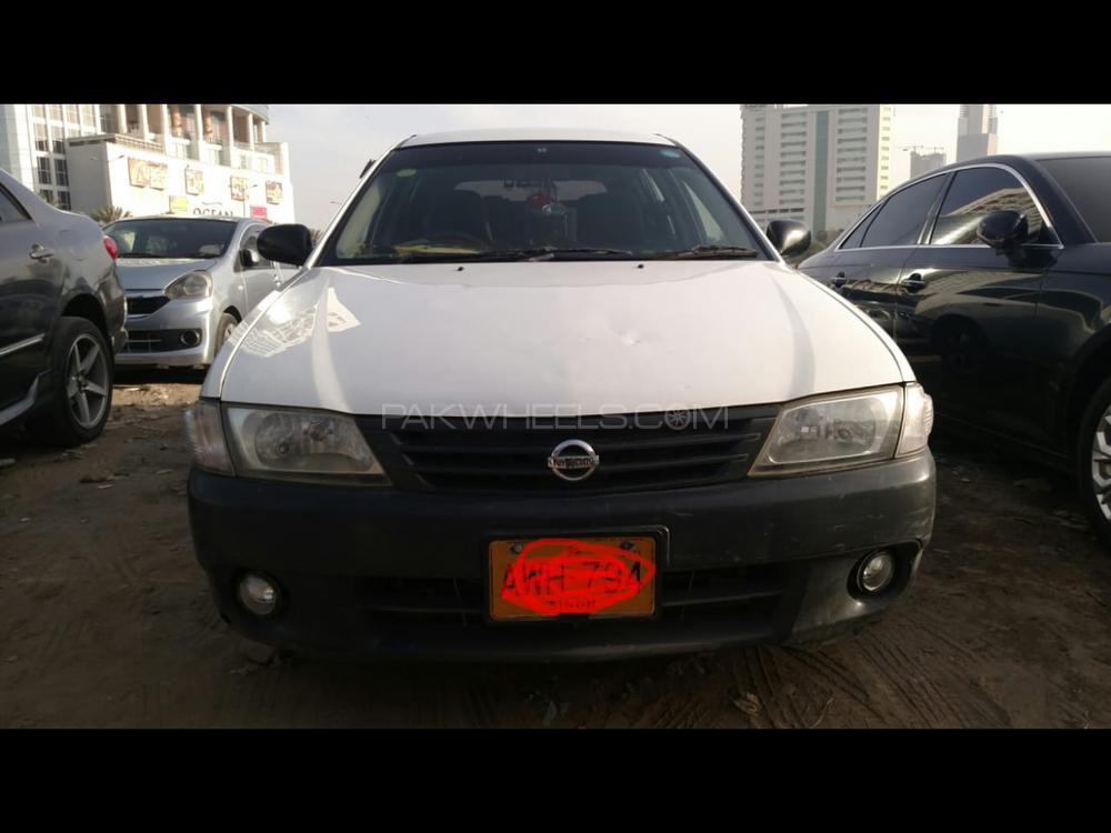 Nissan AD Van 1.3 GX 2006 Image-1