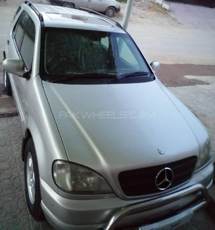 Mercedes Benz M Class ML 320 2001 For Sale In Islamabad