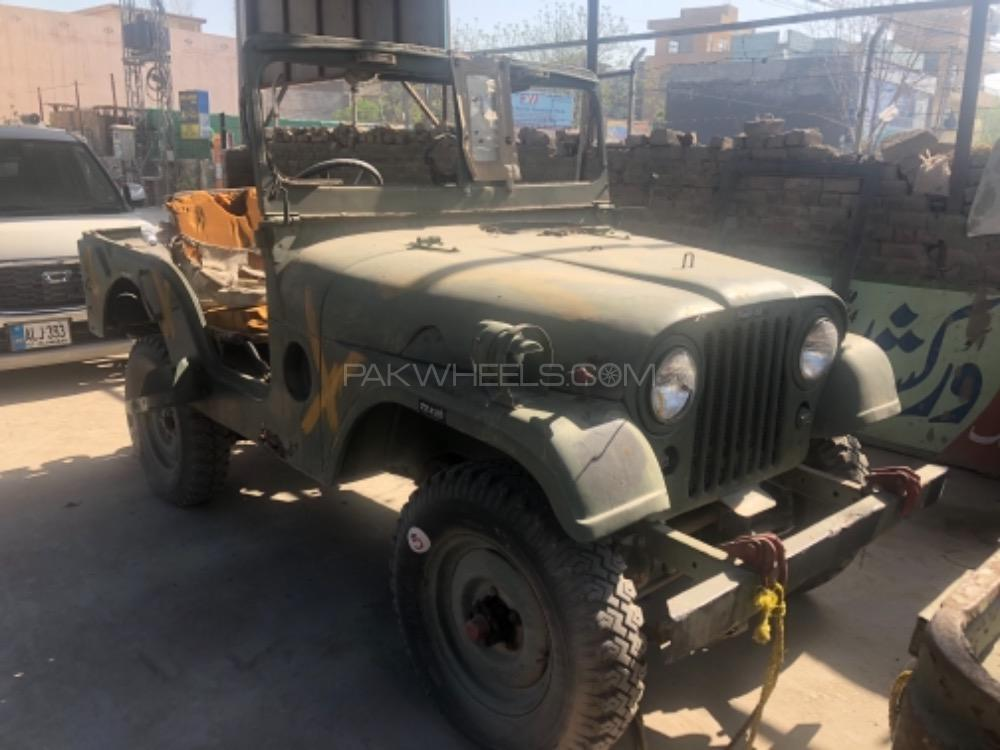 Willys M38 1967 Image-1
