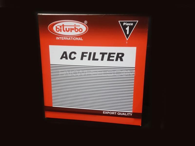 Biturbo Ac Filter For Toyota Vitz 2005-2011 Image-1