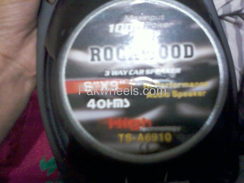 Rockwood Car Speakers For Sale. Image-3