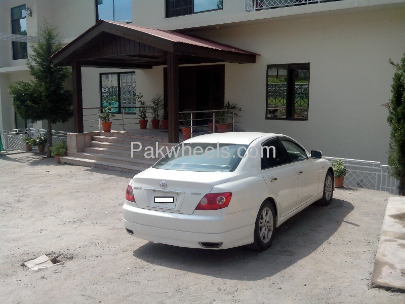 Toyota Mark X 250G F Package 2005 Image-8