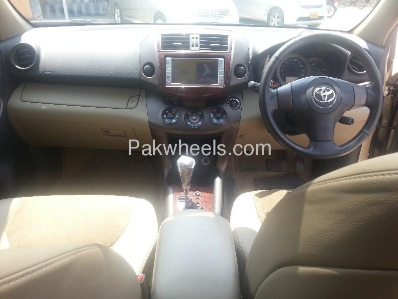 Toyota Vanguard 2008 Image-7
