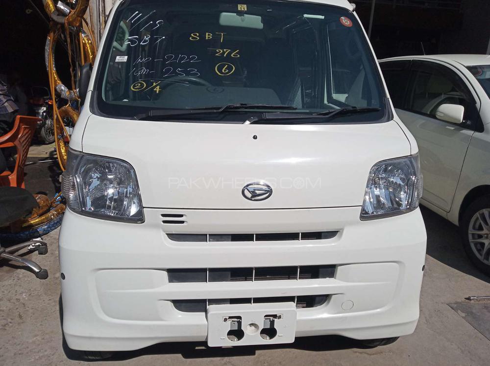 Daihatsu Hijet Cruise 2013 Image-1