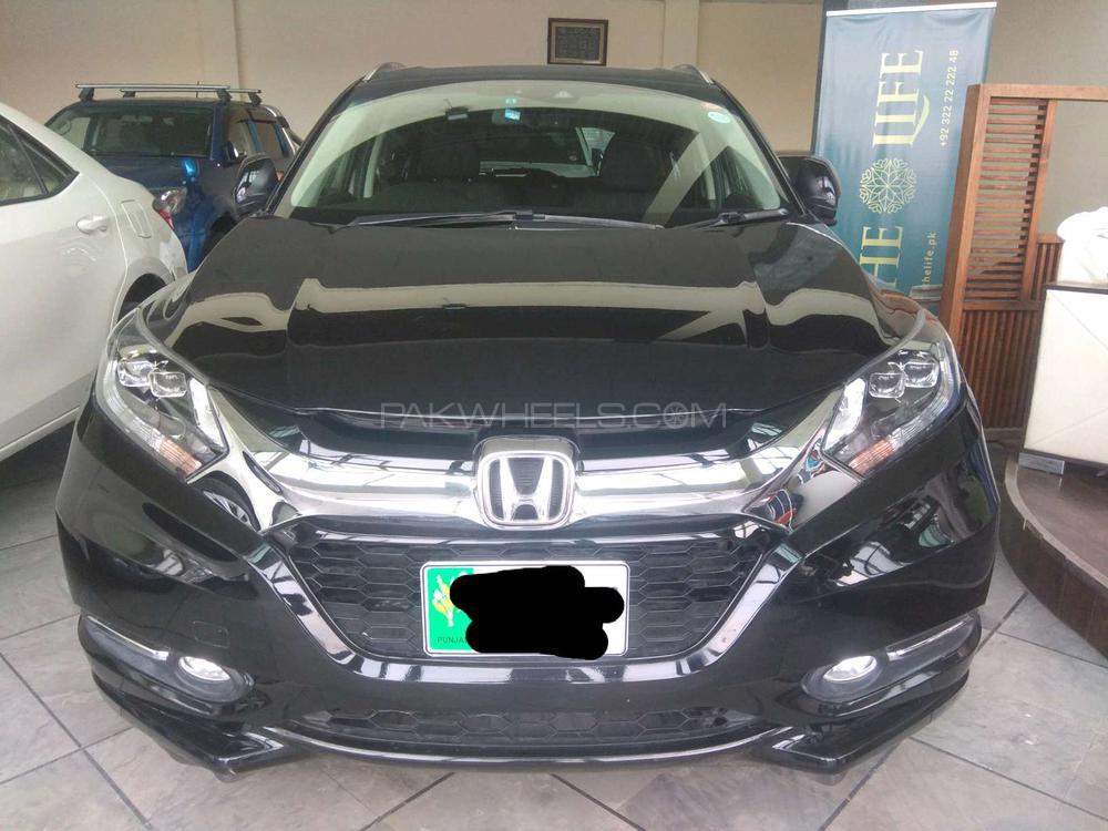 Honda Vezel X Honda Sensing 2016 Image-1