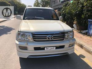 Used Toyota Land Cruiser VX Limited 4.2D 2000