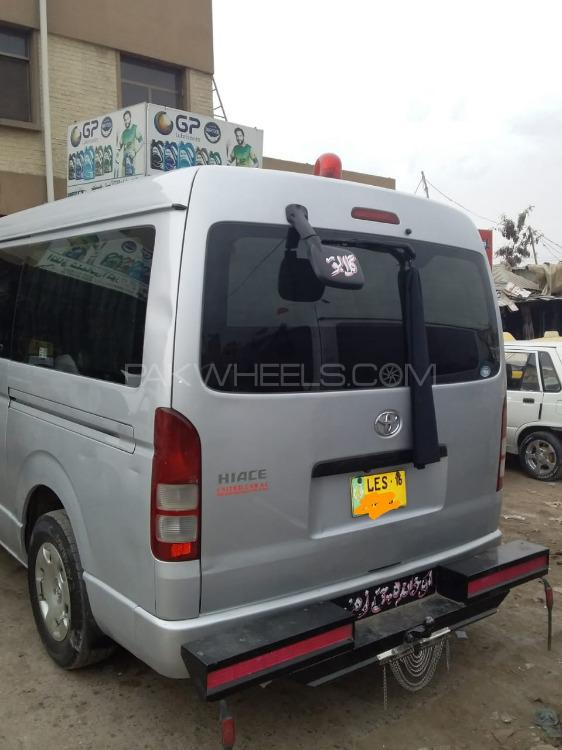 5d1ced08a4437b Toyota Hiace DX 2012 for sale in Nowshera