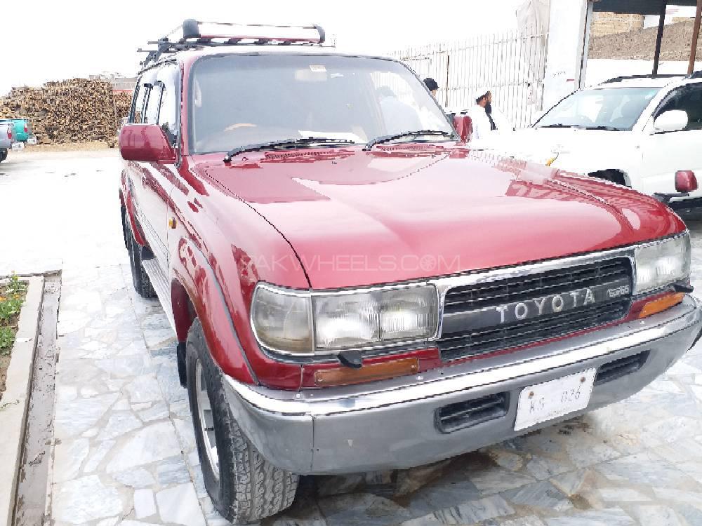 Toyota Land Cruiser VX Limited 4.2D 1992 Image-1