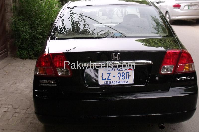 Honda Civic VTi Oriel Prosmatec 1.6 2004 Image-5