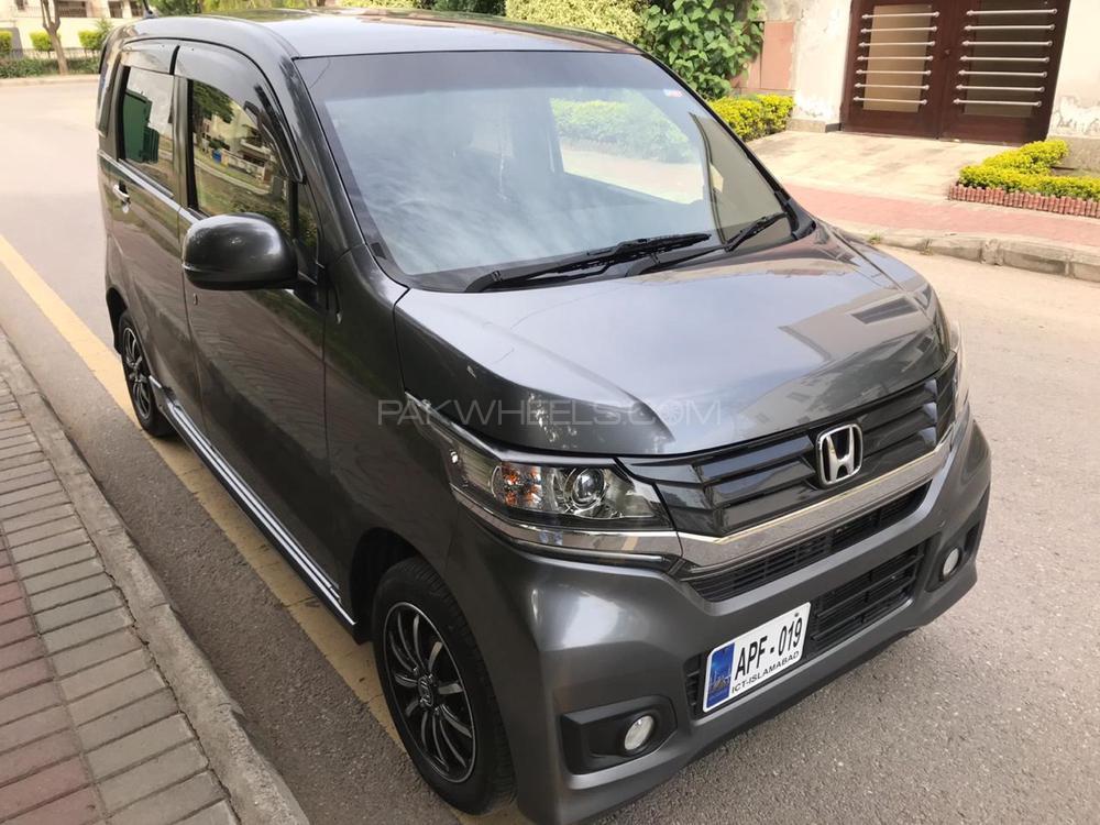Honda N Wgn G L Package 2015 Image-1