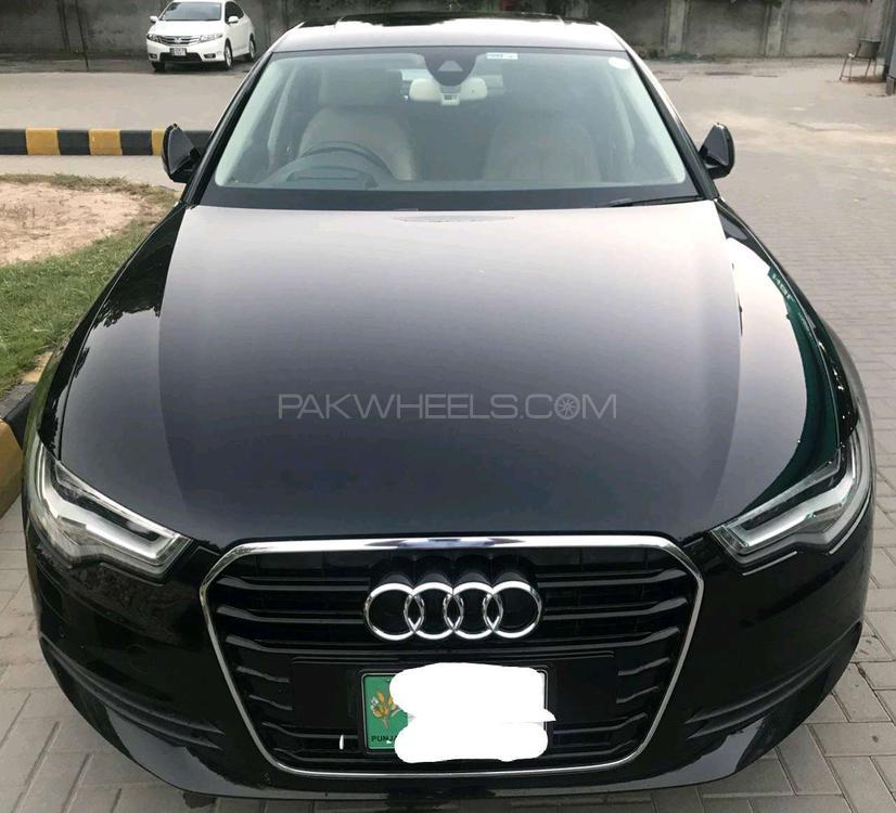 Audi A6 2.8 FSI Quattro 2011 For Sale In Lahore