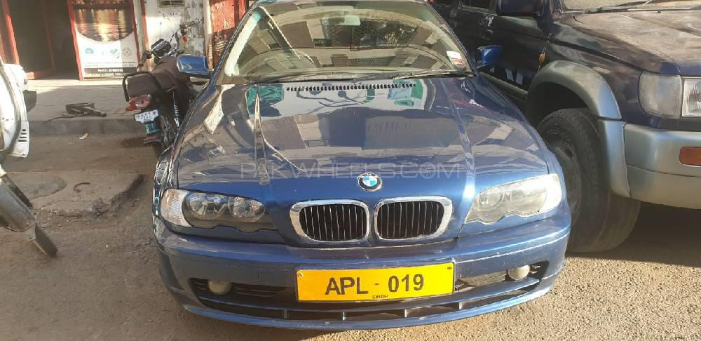 BMW 3 Series 2000 Image-1