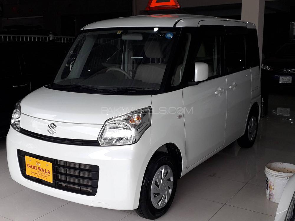 Suzuki Spacia 2015 Image-1