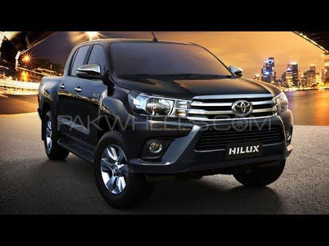 Toyota Hilux Revo G Automatic 2.8 2019 Image-1