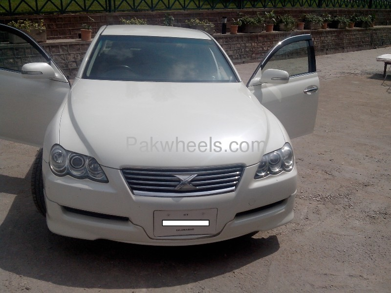 Toyota Mark X 250G F Package 2005 Image-4
