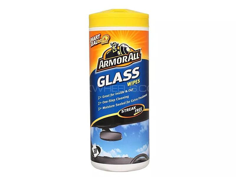 ArmorAll Glass Flow Wipes 30ct Image-1