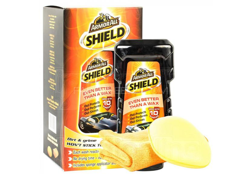ArmorAll Shield Wax 500ml in Lahore