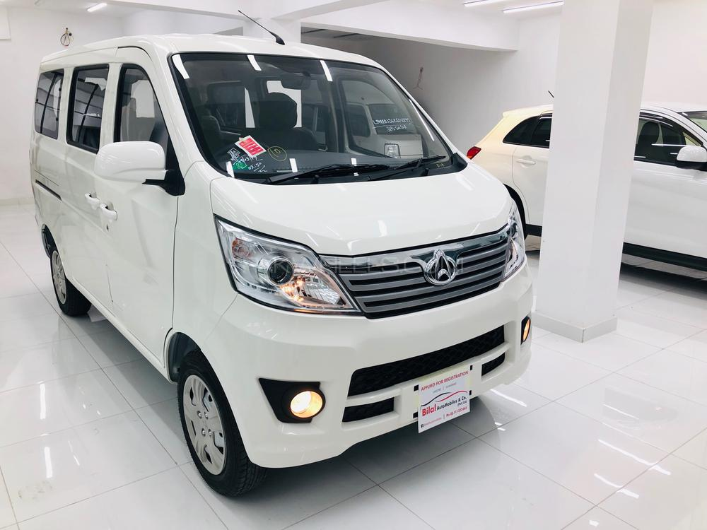Changan Kaghan XL Base Grade 2019 Image-1