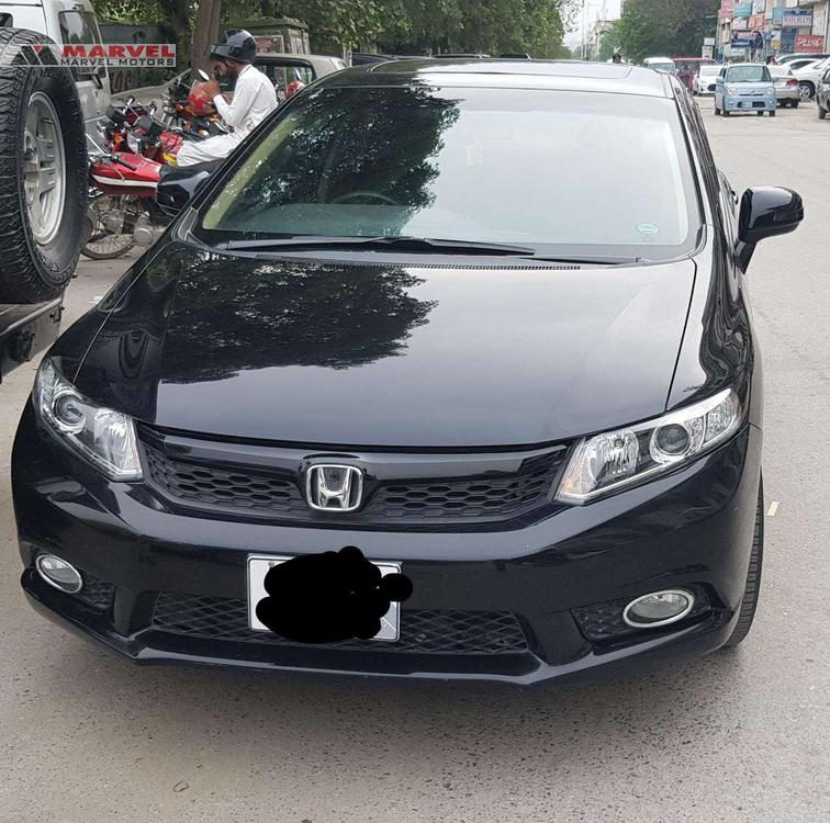 Honda Civic VTi Oriel 1.8 I-VTEC 2015 For Sale In
