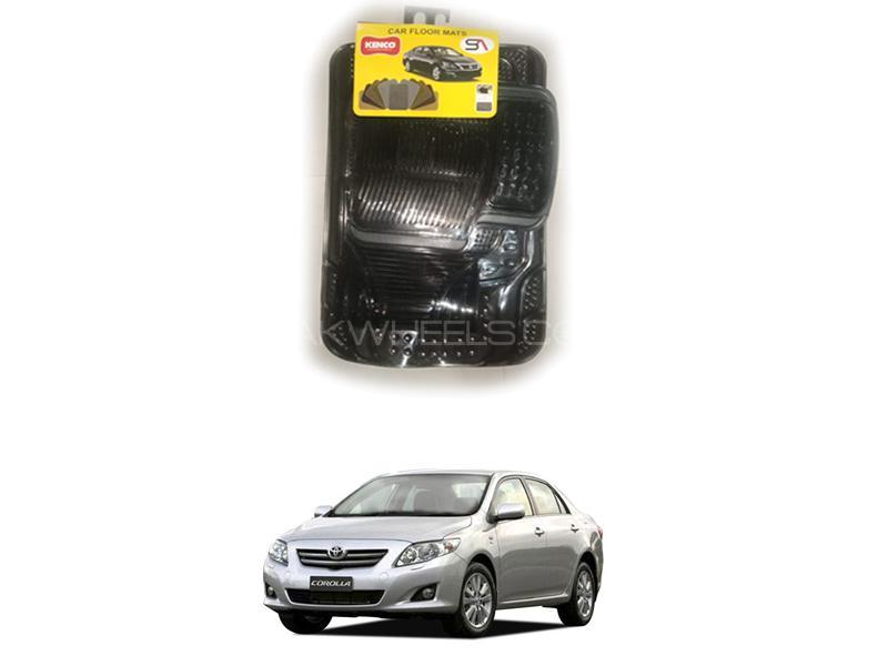 Kenco Pvc Floor Mats For Toyota Corolla 2009-2014 Image-1
