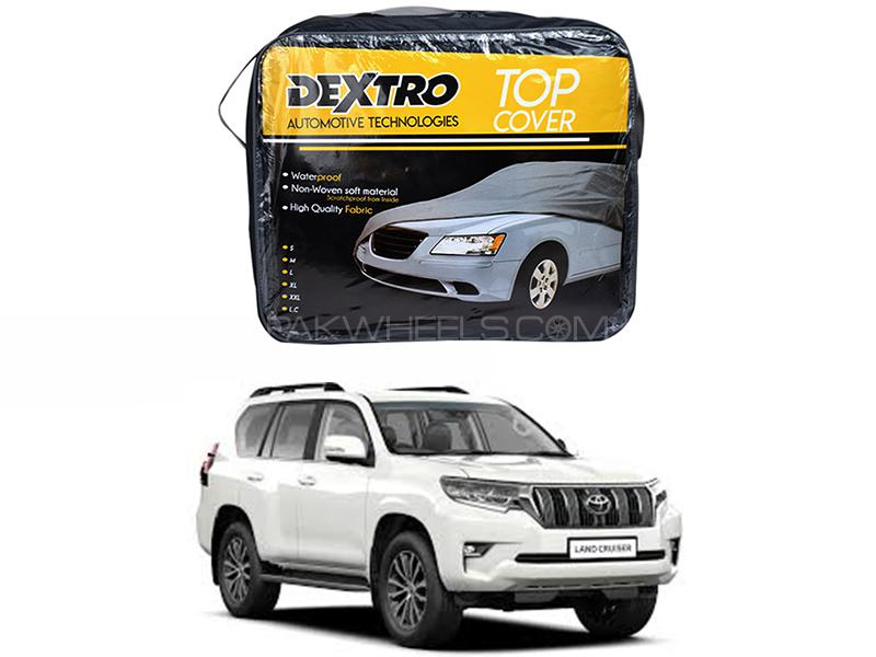 Dextro Top Cover For Toyota Land Cruiser 2007-2021 Image-1