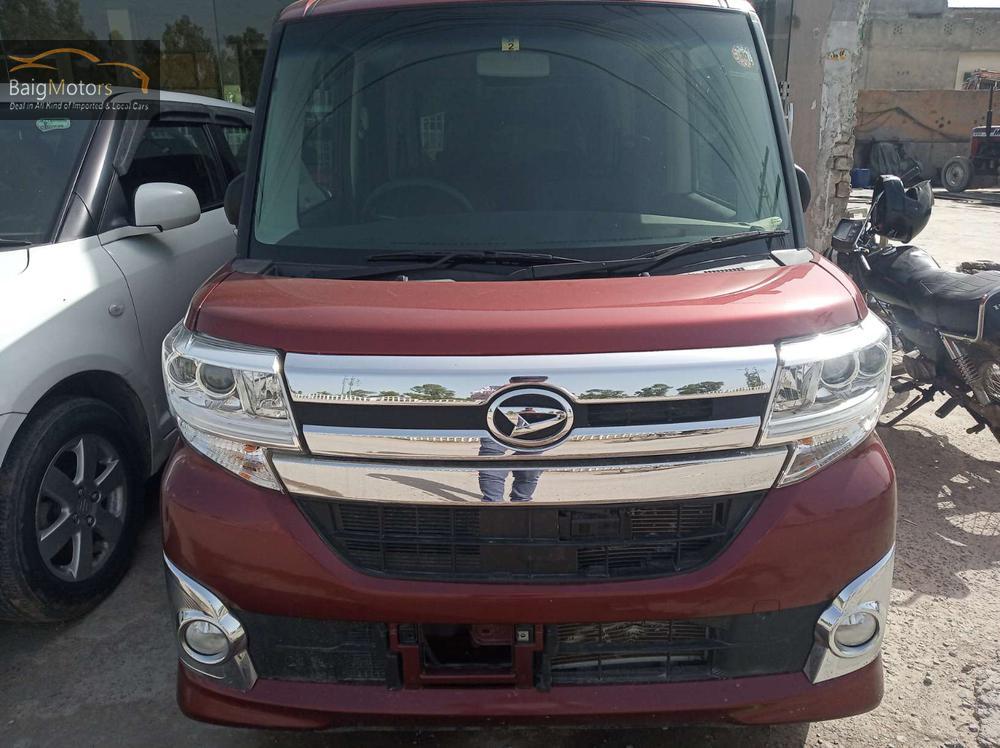 Daihatsu Tanto G 2015 For Sale In Rawalpindi