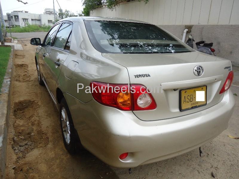 Toyota Corolla GLi 1.3 VVTi 2009 Image-7