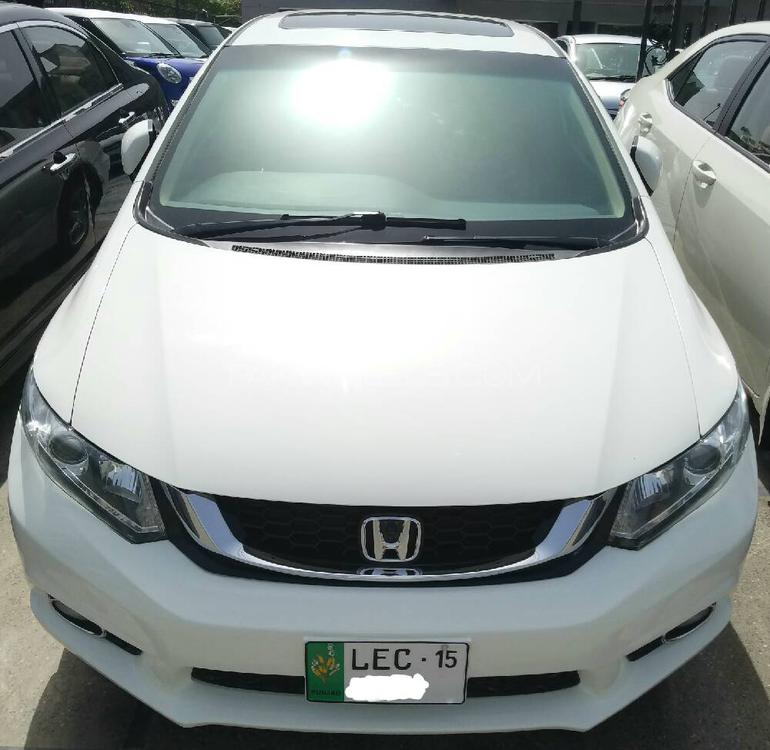 Honda Civic VTi Oriel Prosmatec 1.8 I-VTEC 2015 For Sale