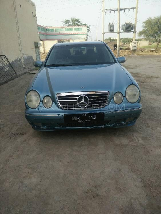 Mercedes Benz Other 2002 Image-1