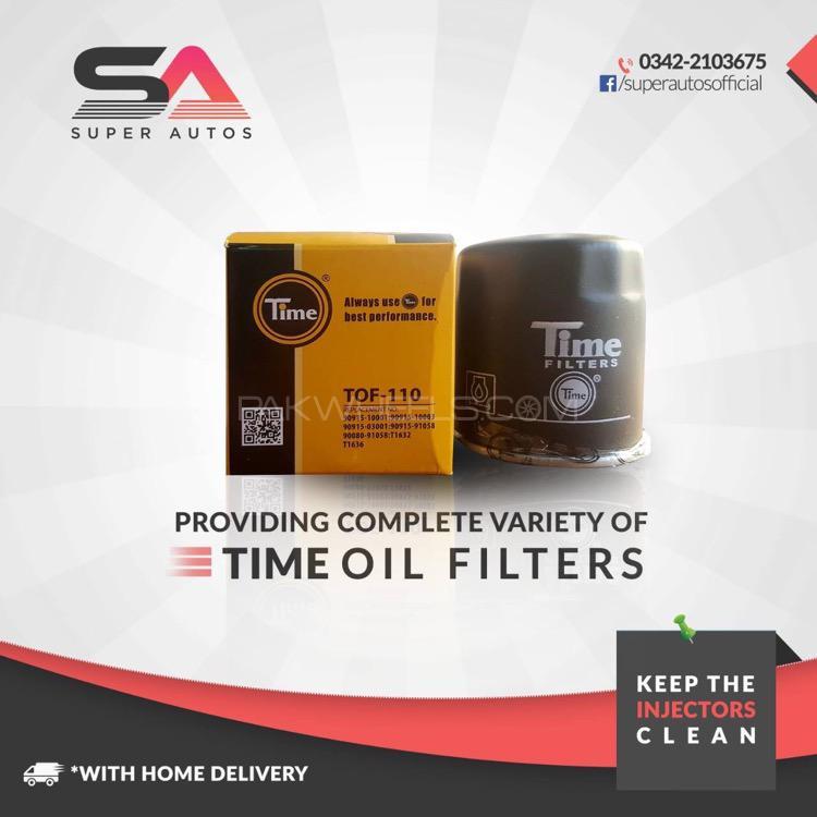 TIME Oil Filter For Suzuki Swift